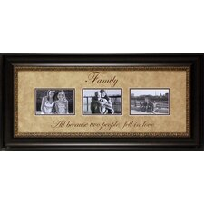 <strong>Artistic Reflections</strong> Family…All Because Two People Framed Art