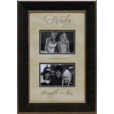 Our Family…a Circle of Strength Photo Frame