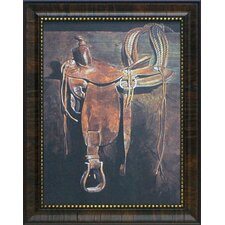 <strong>Artistic Reflections</strong> Saddle Framed Art