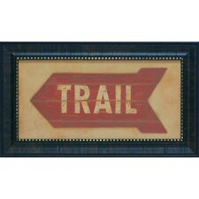 <strong>Artistic Reflections</strong> Trail Framed Art