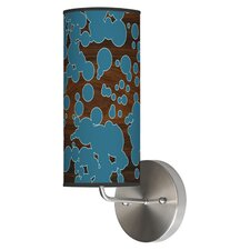 <strong>Jef Designs</strong> Organic Modern 1 Light Fizzy  Wall Sconce