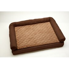 <strong>Neat Solutions for Pets</strong> 2 'N 1 Comfort Lounge Dog and Cat Bolster