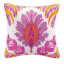 <strong>Sis Boom by Jennifer Paganelli</strong> Pina Linen Embroidered Pillow