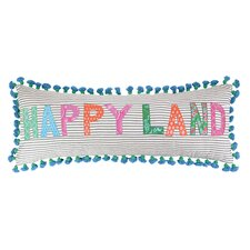 Happyland Cotton Pillow