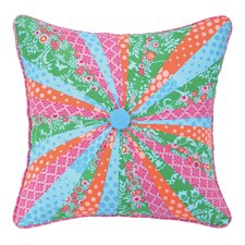 <strong>Sis Boom by Jennifer Paganelli</strong> Dial Cotton Pillow