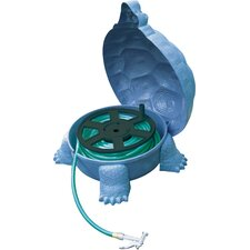 <strong>EMSCO Group</strong> Tortoise Garden Hose Hider With Hose Reel