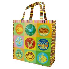 <strong>Jane Jenni Inc.</strong> Picnic Animal / Insect Tote