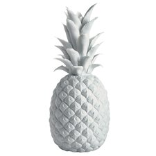 Porcelain Pineapple Ornament