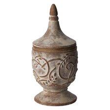 Decorative Aged Urn