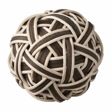 Tilob Vine Ball Decorative Sculpture