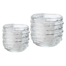 Ribbed Votive