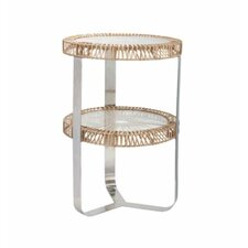 <strong>Lazy Susan USA</strong> Split End Table