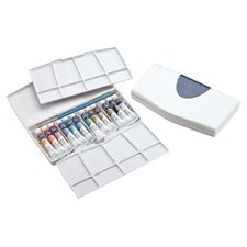 Cotman Watercolor Painting Plus Tube Set