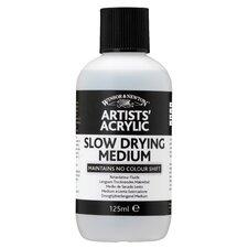 Artists' Acrylic Slow Drying Medium Bottle