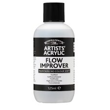 Artists' Acrylic Flow Improver Bottle (Set of 3)