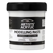 Artists' Acrylic Modelling Paste Jar