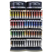 Winton Oil Color Paint Display Assortments Tube