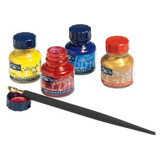 Calligraphy Ink Jar (Set of 3)
