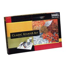 Professional Acrylic Starter Paint Set