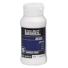 Basics Gesso Surface Prep Bottle