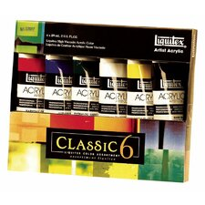 Professional Acrylic Studio Paint Tube Set