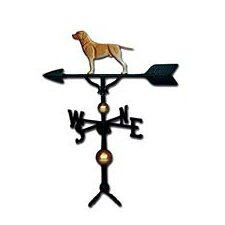 Deluxe Lab Weathervane