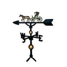 <strong>Montague Metal Products Inc.</strong> Deluxe Country Doctor Weathervane