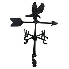 Aluminum Eagle Weathervane