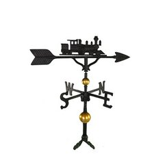 Deluxe Train Weathervane