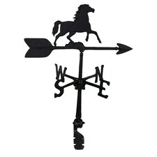 <strong>Montague Metal Products Inc.</strong> Aluminum Horse Weathervane