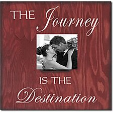 The Journey Is the Destination Memory Box