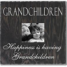 Grandchildren Happiness Is Having Grandchildren Memory Box
