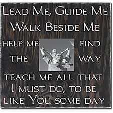 Lead Me Guide Me... Memory Box