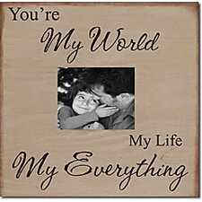 You're My World...  Memory Box