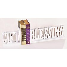Gift Blessing Book Ends (Set of 2)
