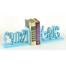 Fairytale Book Ends (Set of 2)