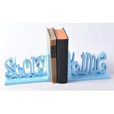 <strong>Forest Creations</strong> Storytime Book Ends (Set of 2)