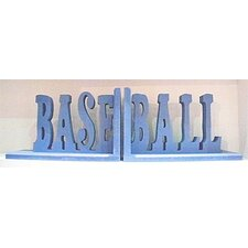 Baseball Bookend