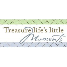 Treasure Life's Little Moments Kids Canvas Art