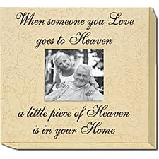 When Someone You Love Goes to Heaven... Child Frame