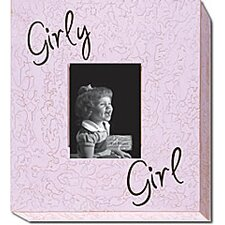 Girly Girl Picture Frame