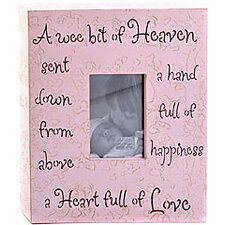 A Wee Bit of Heaven... Child Frame