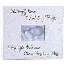<strong>Forest Creations</strong> Butterfly Kisses & Ladybug Hugs... Child Frame
