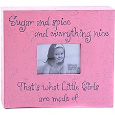 Sugar And Spice And Everything Nice... Child Frame