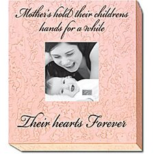 Mother's Hold Their Childrens Hands... Child Frame