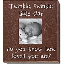 <strong>Forest Creations</strong> Twinkle, Twinkle Little Star... Child Frame