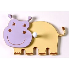 Hippo Peg (Set of 2)