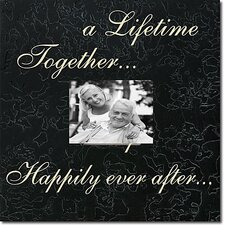 A Lifetime Together... Textured Memory Box