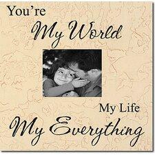 You're My World... Memory Box