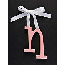 Letter N Hanging Initial